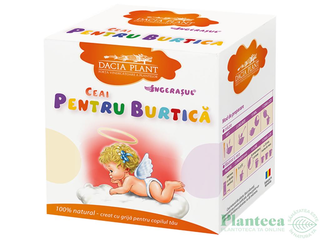 Ceai burtica Ingeras 50g - DACIA PLANT