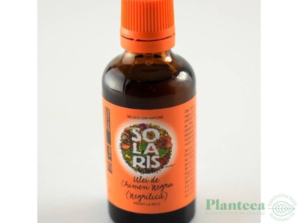 Ulei virgin de Chimen negru BIO - Mayam, 50 ml (Uleiuri vegetale) - testereparfum.ro