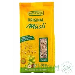 Musli original 750g - RAPUNZEL