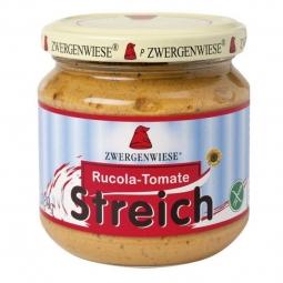 Pate vegetal fl soarelui rucola tomate fara gluten 180g - ZWERGENWIESE