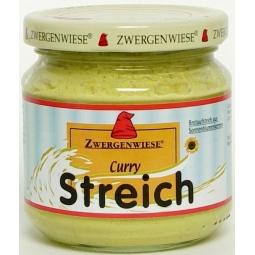 Pate vegetal fl soarelui curry 180g - ZWERGENWIESE