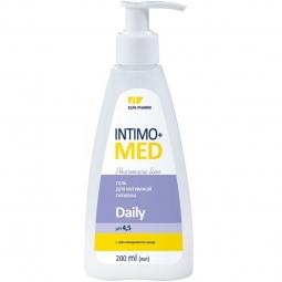 Gel igiena intima menstruatie sarcina postpartum Deo IntimoMed 200ml - ELFA PHARM