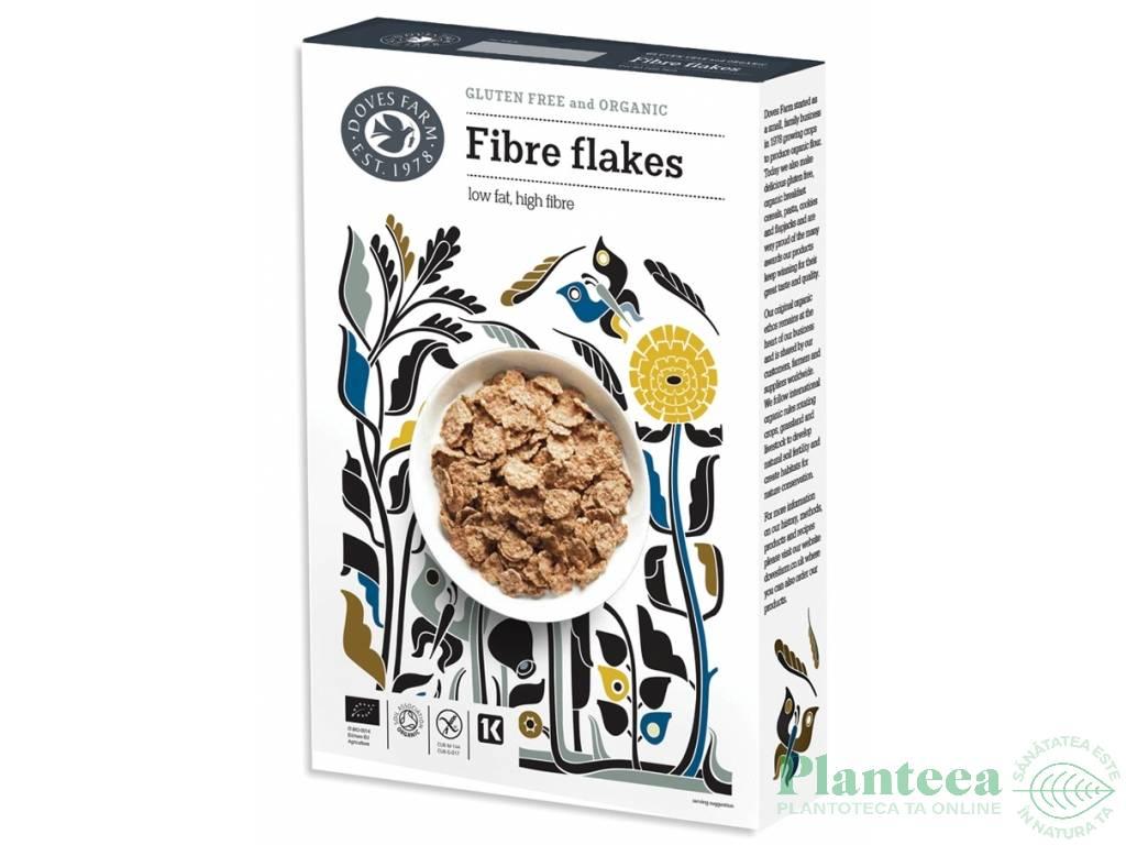 Fulgi cereale fibre fara gluten 300g - DOVES FARM