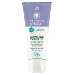 Scrub facial delicat Rehydrate 75ml - JONZAC