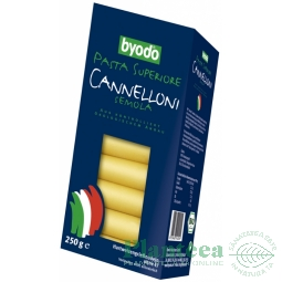 Paste cannelloni grau semola 250g - BYODO