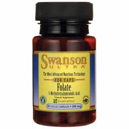 Vitamina B4 [folat] 30cps - SWANSON