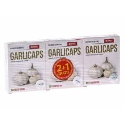 Pachet Garlicaps {2+1} 30cps - PARAPHARM
