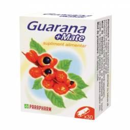 Pachet Guarana mate {1+1} 30cps - PARAPHARM