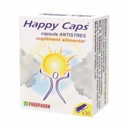 Pachet Happy caps {1+1} 30cps - PARAPHARM