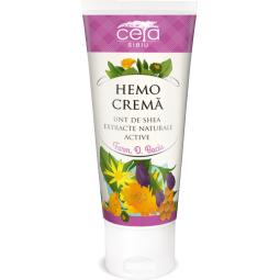 Crema hemoroizi Hemo 50ml - CETA SIBIU