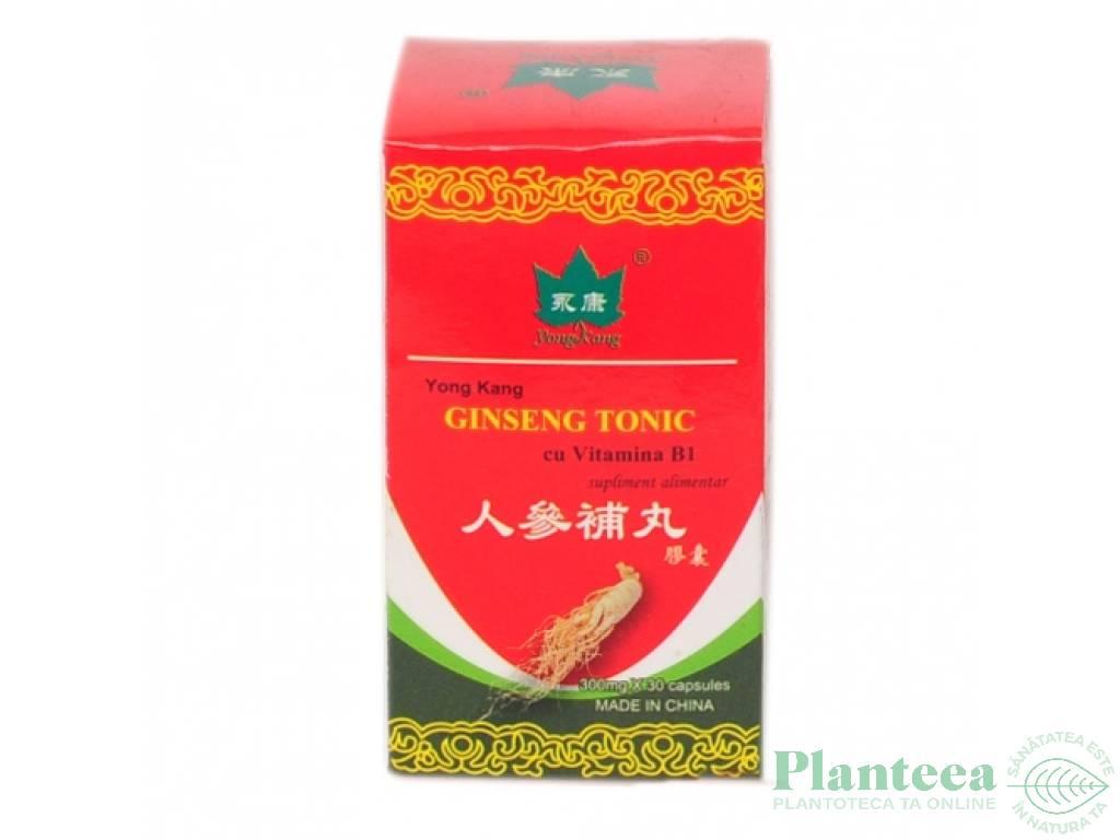 Ginseng tonic 30cps - YONG KANG