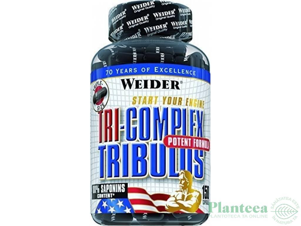 Tri complex tribulus 150cps - WEIDER