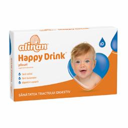 Happy Drink colici copii +0luni Alinan 20pl - FITERMAN