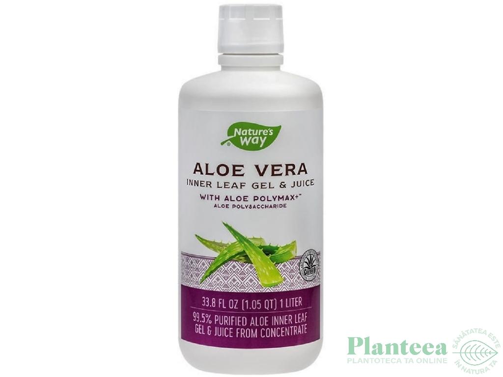 Suc gel aloe vera 1L - NATURES WAY