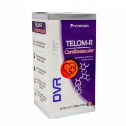 Telom R Cardiovascular 120cps - DVR PHARM