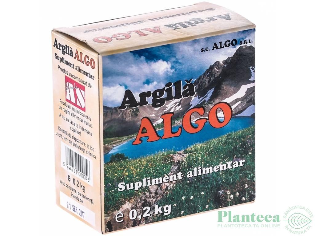 Argila Bocan 200g - ALGO