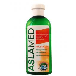 Apa gura clorhexidina argila musetel 250ml - ASLAMED