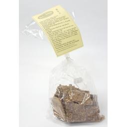 Biscuiti mei hrisca fara gluten raw 90g - ZANA BUNA