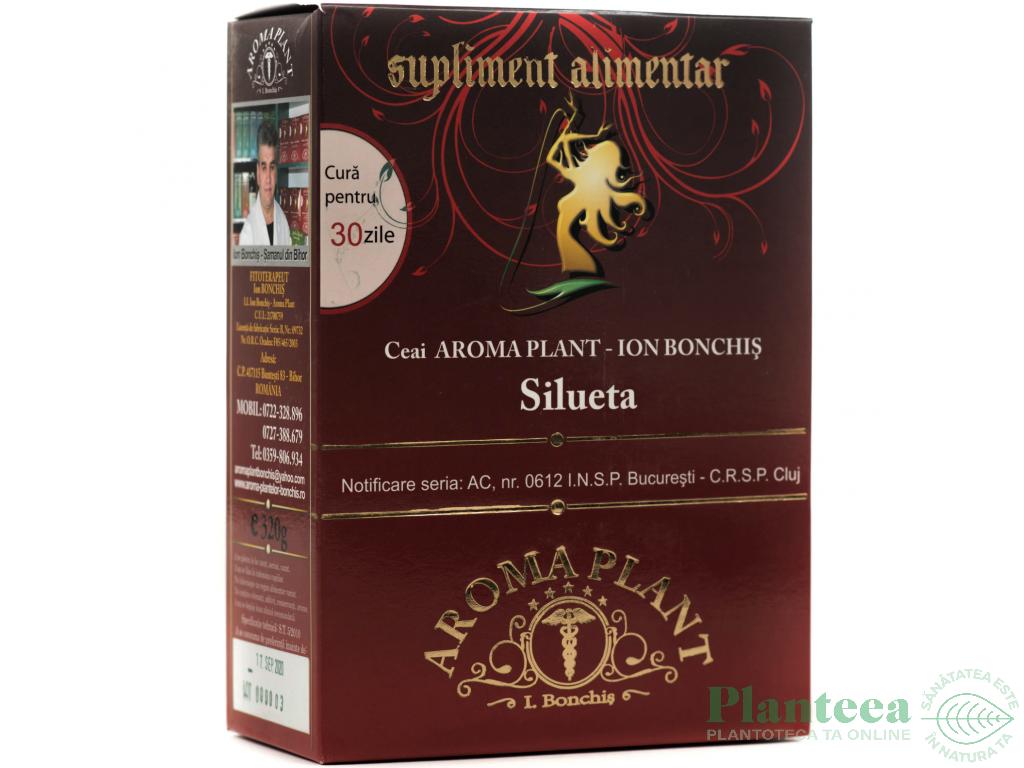 Cumpărați Badia - Ceai de slăbire natural pe bază de plante fără cafeină - 25 pliculețe de ceai la