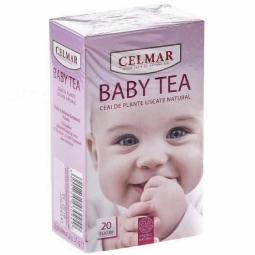 Ceai plante baby tea 20dz - CELMAR