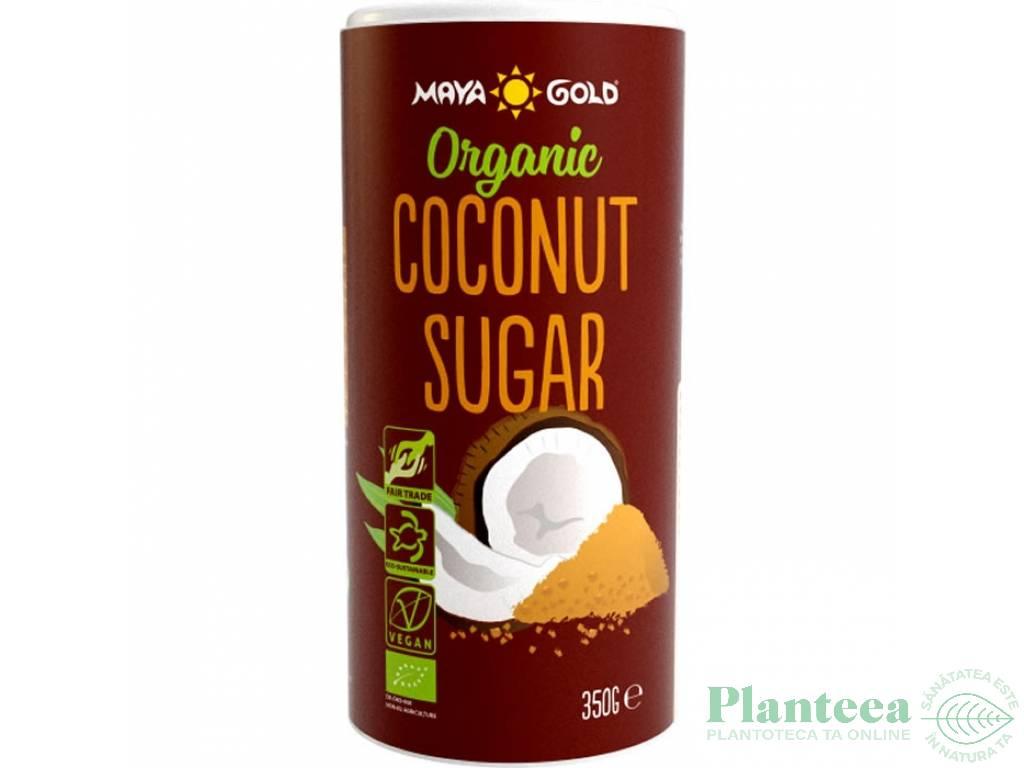Zahar cocos bio cutie 350g - MAYA GOLD