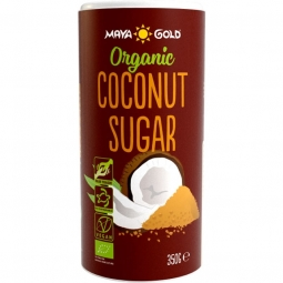 Zahar cocos bio 350g - MAYA GOLD