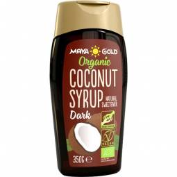 Sirop cocos dark bio 350g - MAYA GOLD
