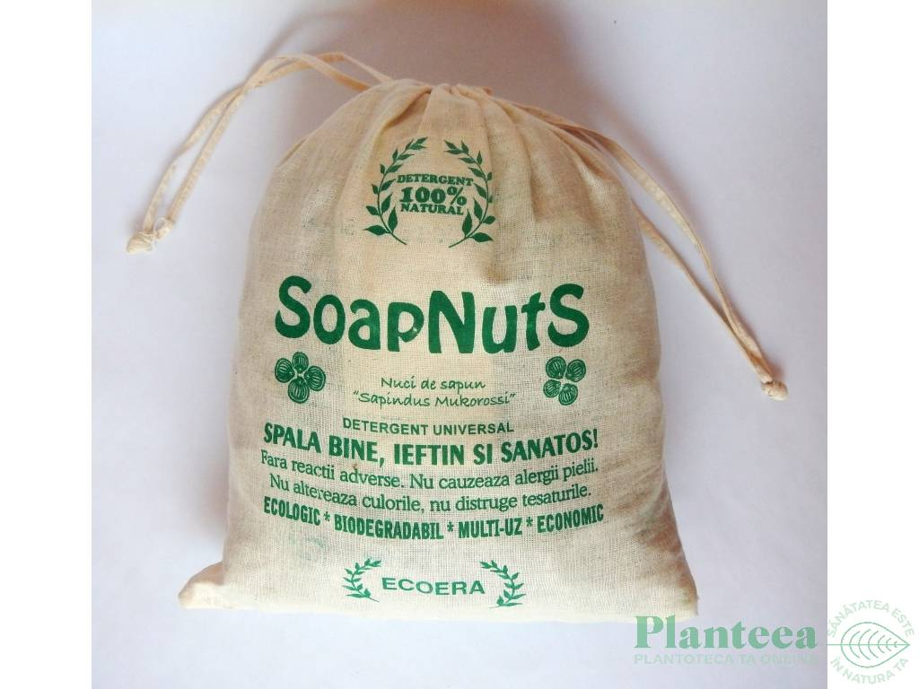 Nuci sapun 500g - ECOERA PLAN