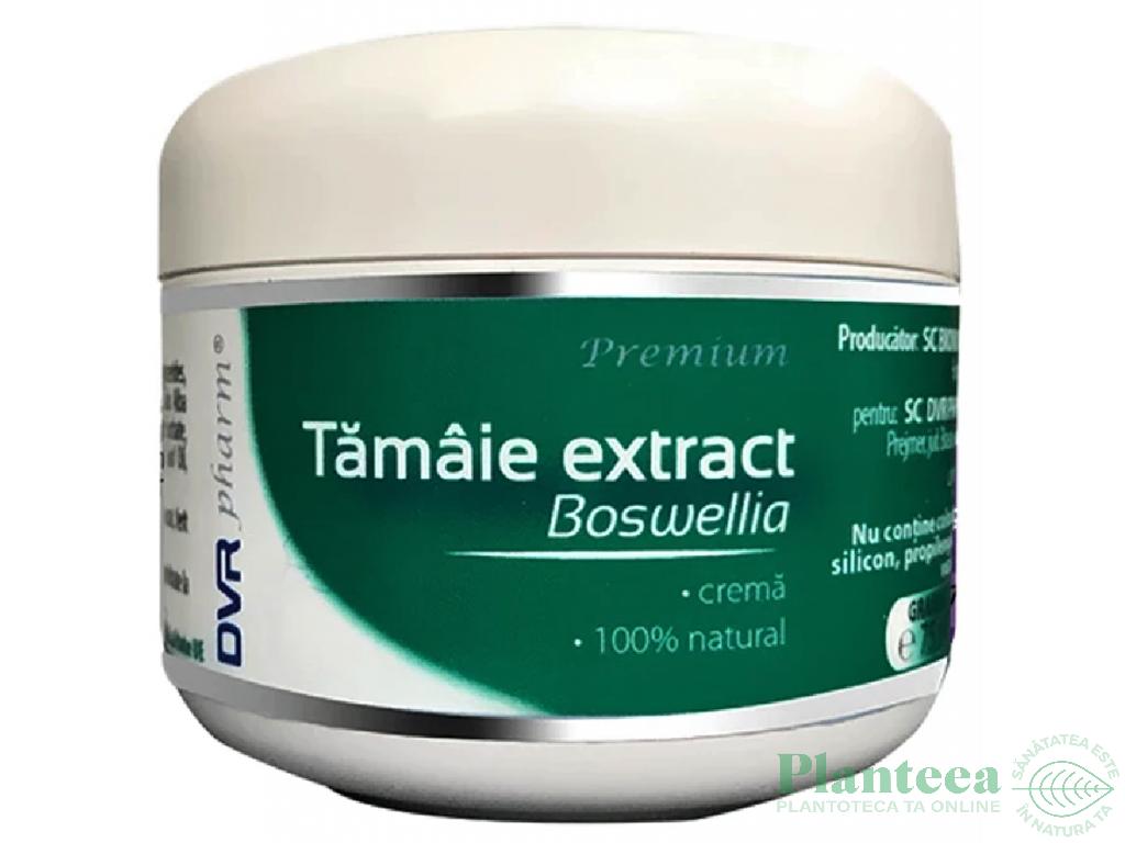 Crema tamaie extract [boswellia] 75ml - DVR PHARM