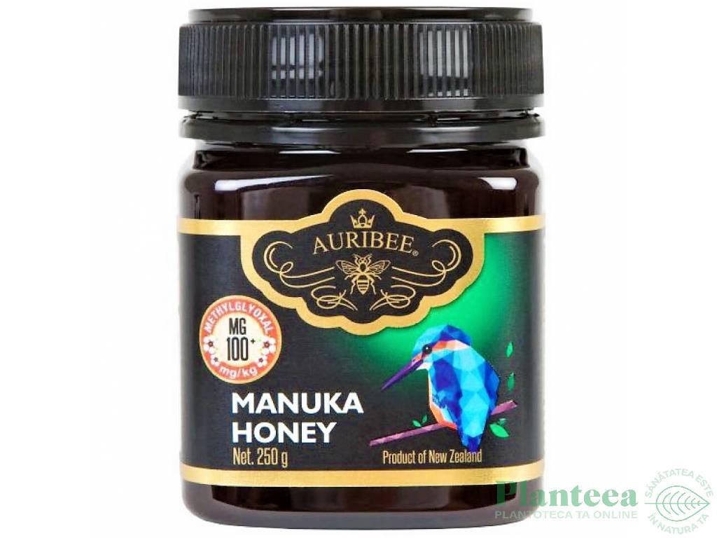Miere Manuka mgo100+ 250g - AURIBEE