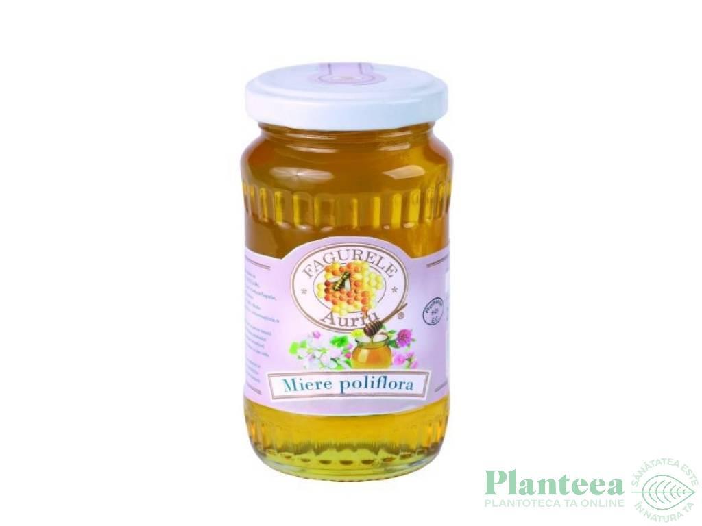 Miere poliflora 950g - FAGURELE AURIU