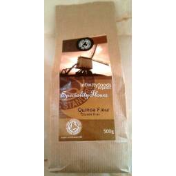 Faina quinoa alba 500g - INFINITY FOODS