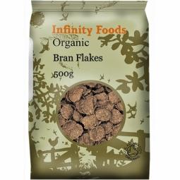 Fulgi tarate grau 500g - INFINITY FOODS