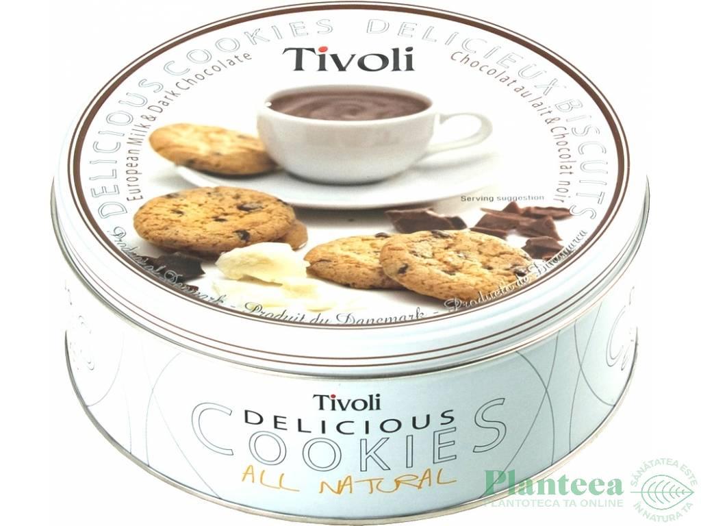 Fursecuri ciocolata lapte 150g - TIVOLI