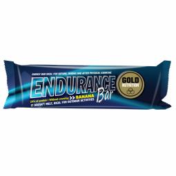 Baton energizant banane Endurance 60g - GOLD NUTRITION