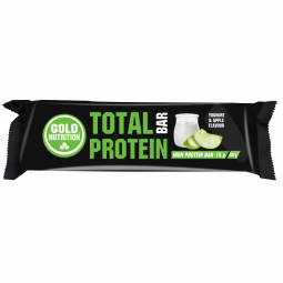 Baton proteic Total iaurt mere 46g - GOLD NUTRITION