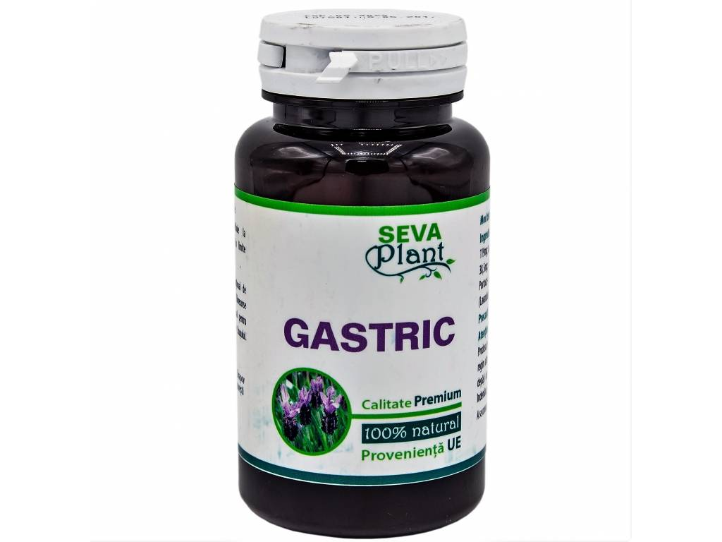 Gastric 60cps - SEVA PLANT