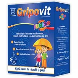 Gripovit junior 10pl - NATUR PRODUKT
