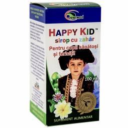Sirop Happy kid 100ml - AYURMED