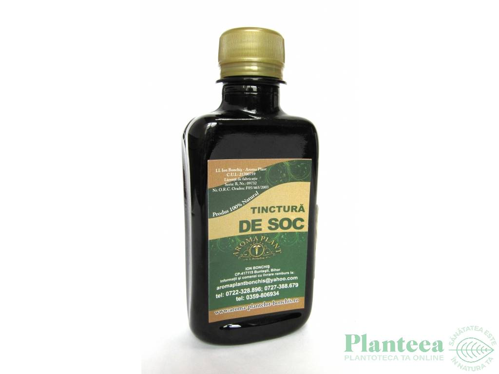 tinctura de soc dorel plant)