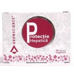 Protectie hepatica 20cps - AROM SCIENCE