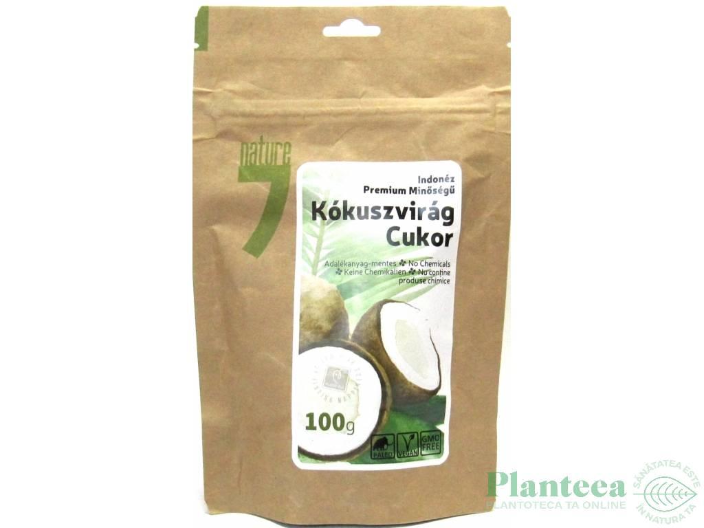 Zahar flori cocos 100g - NATURPIAC