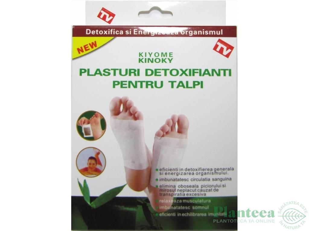 plasture detoxifiant pret