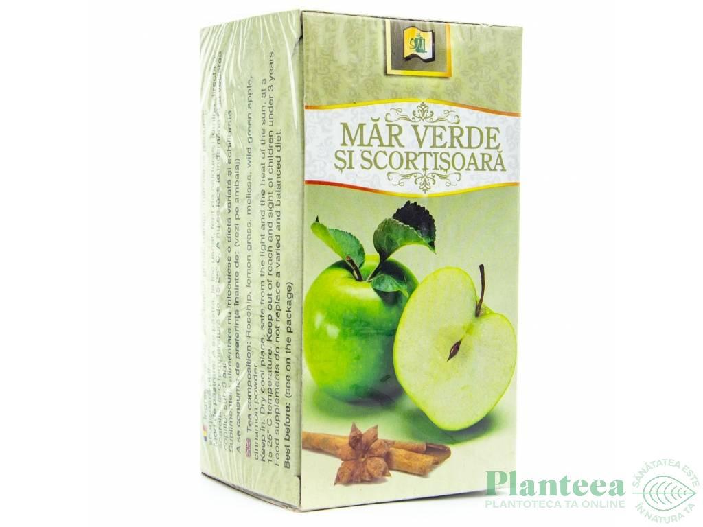 ceai de mere cu scortisoara pentru slabit)