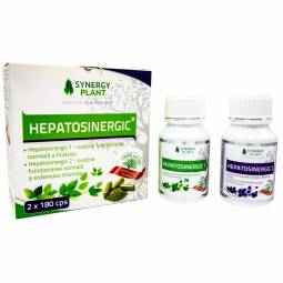 Kit HepatoSinergic 2x180cps - SYNERGY PLANT
