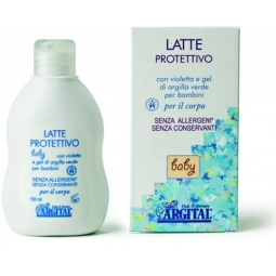 Lapte corp protector copii 150ml - ARGITAL