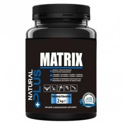 Pulbere proteica mix 4tipuri Matrix 2kg - NATURAL PLUS