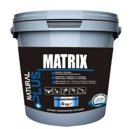 Pulbere proteica mix 4tipuri Matrix 4kg - NATURAL PLUS