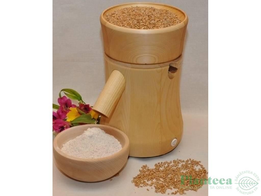 Moara electrica cereale pietre 700g - ARABELLA