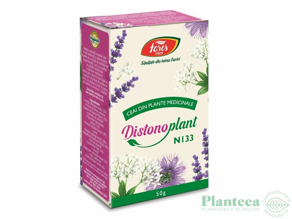 Ceai distonoplant 50g - FARES